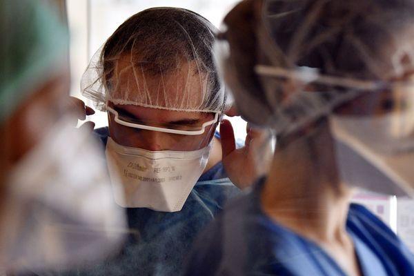 Les masques FFP2, indispensables pour le personnel soignant