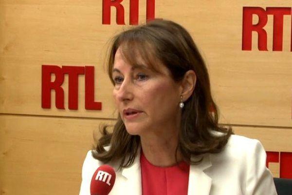 Ségolène Royal était l'invitée de RTL ce lundi 27 juin 2016