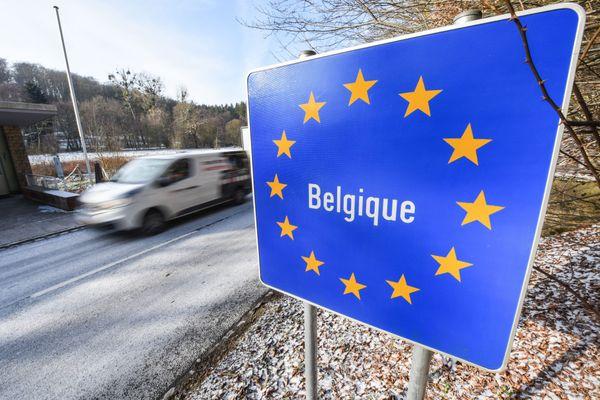 Les conditions de passage de la frontière entre la France et la Belgique ont été assouplies.