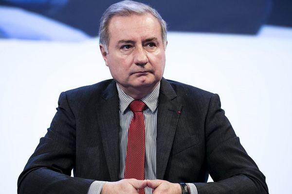 Jean-Luc Moudenc, maire de Toulouse