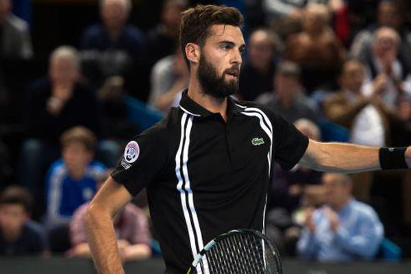 Vainqueur de Wawrinka ce vendredi soir à l'Open 13 de Marseille