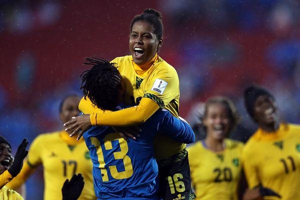 Les Jamaïcaines vont participer à leur première Coupe du Monde cette année, en France.
