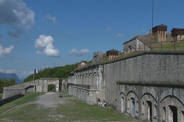 Le fort de Comboire a été sélectionné par le loto du patrimoine