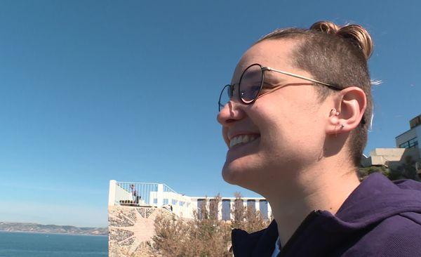 Mélanie Henique au Cercle des Nageurs de Marseille