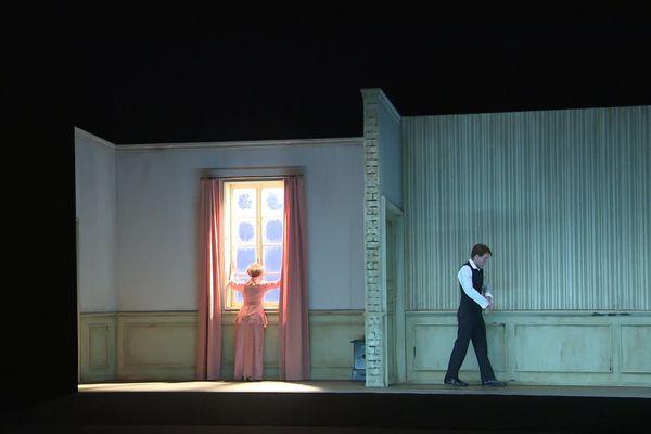 Les Châtiments, opéra de Brice Pauset, inspiré par Franz Kafka