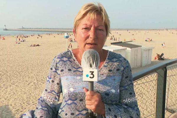 """Traversées de la Manche : pour Natacha Bouchart, la réaction des Britanniques est """"une déclaration de guerre"""""""