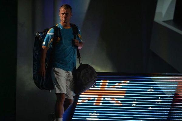 Le meilleur joueur australien Lleyton Hewitt