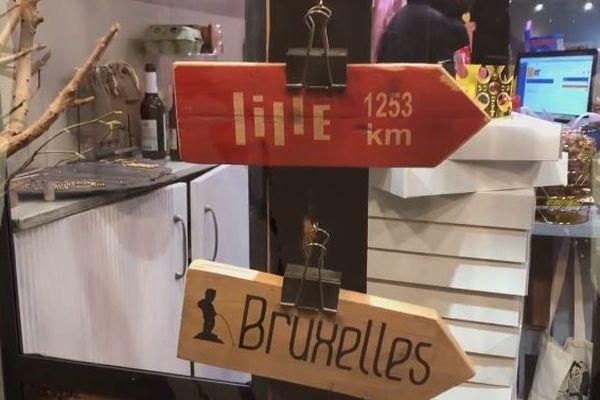 Originaires de Lille, Alex et Fred ouvrent à Barcelone leur l'épicerie à la française en 2014.