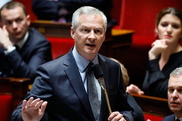 Bruno Le Maire avait annoncé sa venue prochaine à Belfort à l'occasion d'une séance de questions au gouvernement, à l'Assemblée nationale.