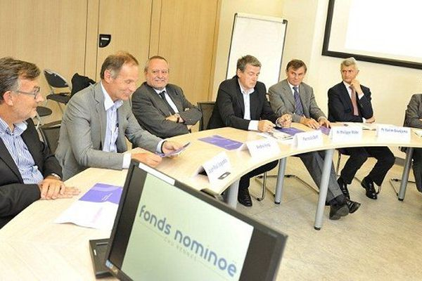 """Le CHU de Rennes a lancé officiellement ce 1er juillet le Fonds Nominoë, qui doit servir à """"mobiliser les acteurs économiques bretons""""."""