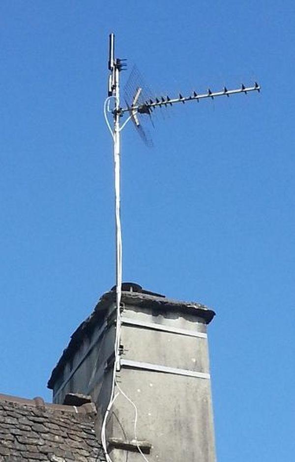 L'antenne principale d'Ilico se trouve à Chanteix.