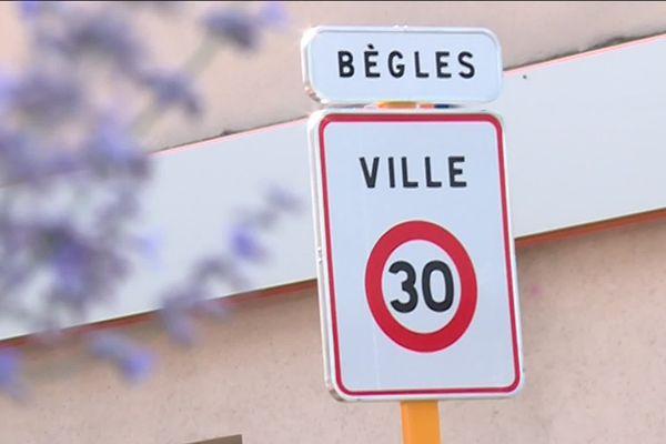 La ville de Bègles passe à 30 km/h. (Image d'illustration)