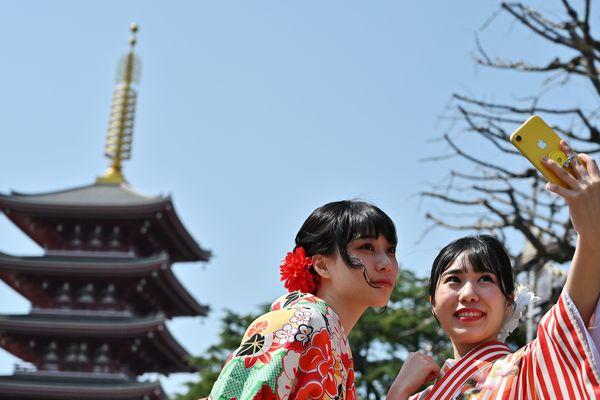 La Foire de Clermont-Cournon fête cette année son 42e anniversaire. Le Japon sera mis à l'honneur. CHARLY TRIBALLEAU / AFP