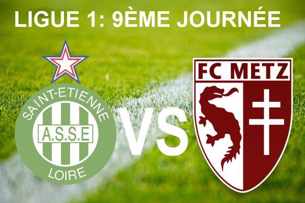 AS Saint-Etienne vs FC Metz