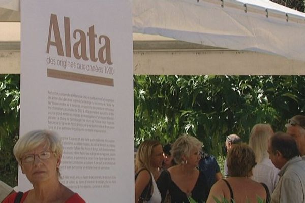 Alata, le 1 er août 2013