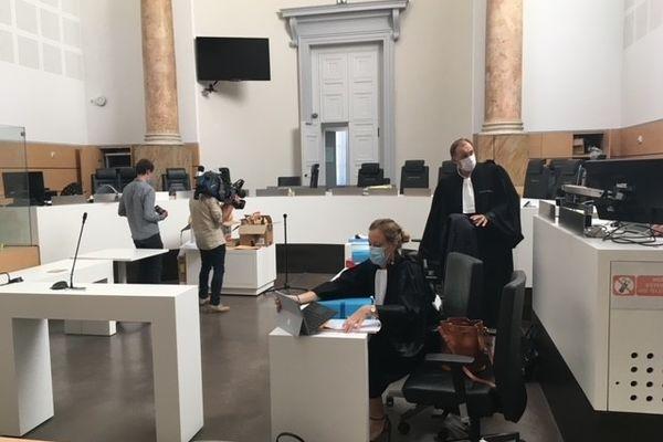 Stéphanie Dingiou est jugée cette semaine aux Assises de la Dordogne pour meurtre. Les faits remontent à septembre 2018.