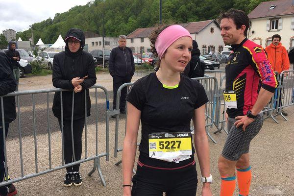 Louise Wanner s'impose sur 10 km du Trail des Forts  2019