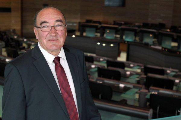ARCHIVES - Le Sénateur Joseph Castelli, ancien président du Conseil général de la Haute-Corse