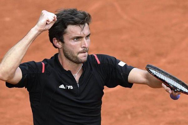 Roland-Garros - Gilles Simon renverse la situation en 4h 32 min