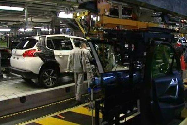 223.000 voitures ont été fabriquées en 2012 à Mulhouse