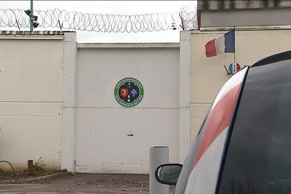 La prison de la Talaudière (archives)