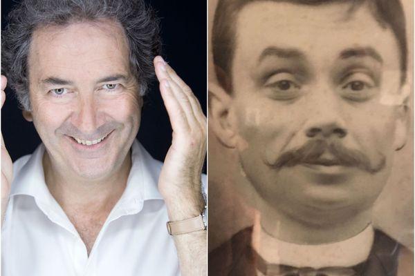 Avec un livre et un album, François Morel remet au goût du jour le marin-chanteur breton Yves-Marie Le Guilvinec