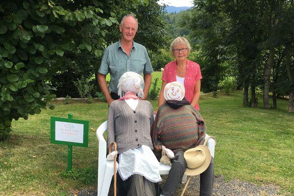 Bettina et David Heppell est un couple de retraités installés au Monastier au Puy-de-Dôme. A quelques-mois du 31 octobre, date officielle du Brexit, le couple est inquiet quant à son avenir en France.