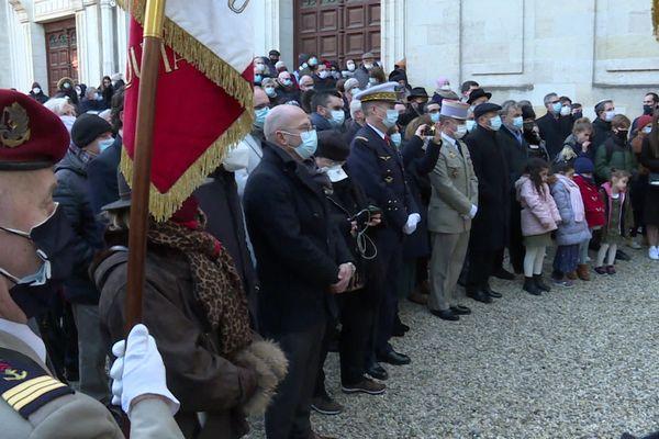 En ce 10 janvier, l'heure est à la commémoration de la rafle et des 335 déportés. Mais la polémique est dans toutes les têtes.