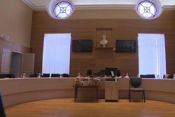 Le procès de l'assassinat de la place Bonnyaud à Guéret s'est ouvert devant les Assises de la Creuse