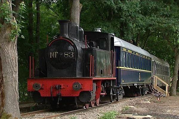 Un musée est en cours d'installation dans l'ancienne gare de Dracy-Saint-Loup, en Saône-et-Loire