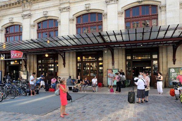 Retour à la normale en gare St Jean après dix jours de grève.