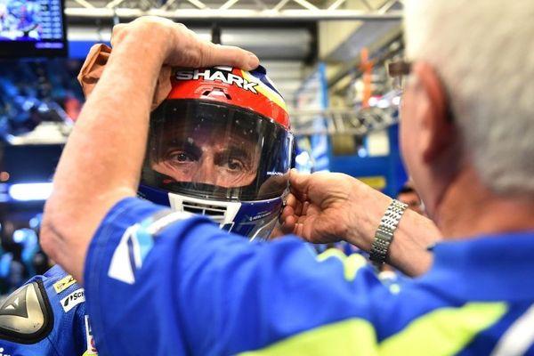 Vincent Philippe a terminé 3ème des 24h du Mans moto.