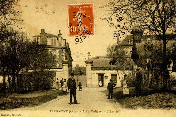 """""""L'asile d'aliénés"""" de Clermont a été le théâtre de l'affaire Estoret, qui marquera l'histoire de la psychiatrie."""
