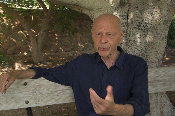 Pierre Michon, reconnu comme l'un des plus grands écrivains contemporains par la critique