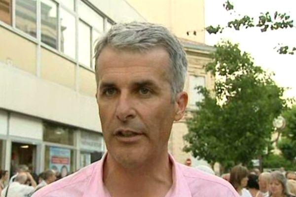 Fabrice Verdier en juin 2012