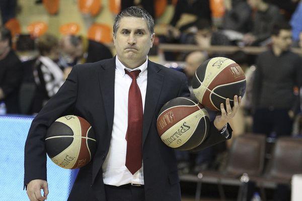 Régis Boissié, nouvel entraîneur de Cholet Basket
