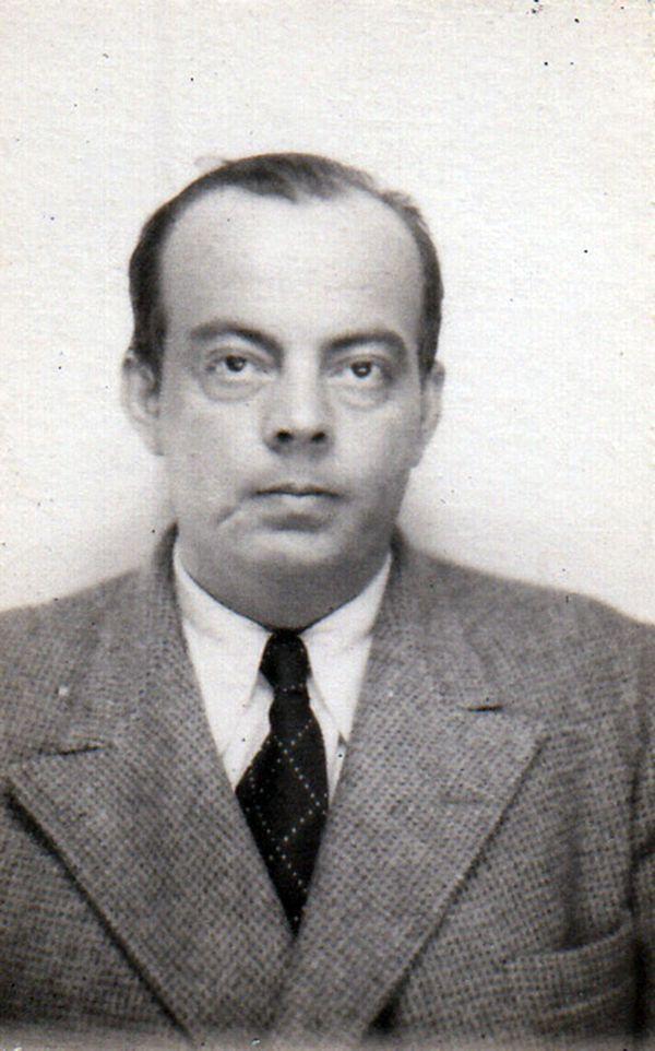 Antoine de Saint-Exupéry, disparu à l'âge de 44 ans.