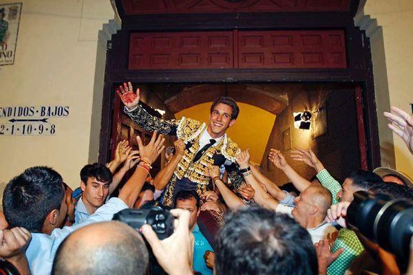 Ginés Marín : la première Grande Porte de la San Isidro 2017