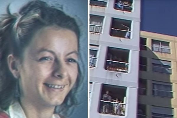 Françoise Hohmann, disparue en 1987 à Strasbourg, dans le quartier de Hautepierre.