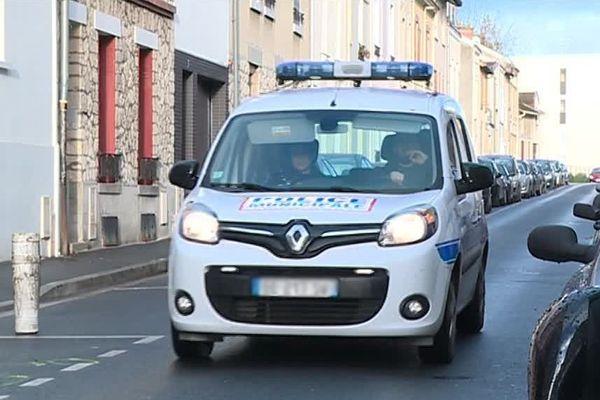 Rue du chalet à Reims