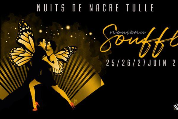 Après l'annulation de son édition en 2020, les Nuits de Nacre reviennent pour un format revisité du 25 au 27 juin 2021, à Tulle.