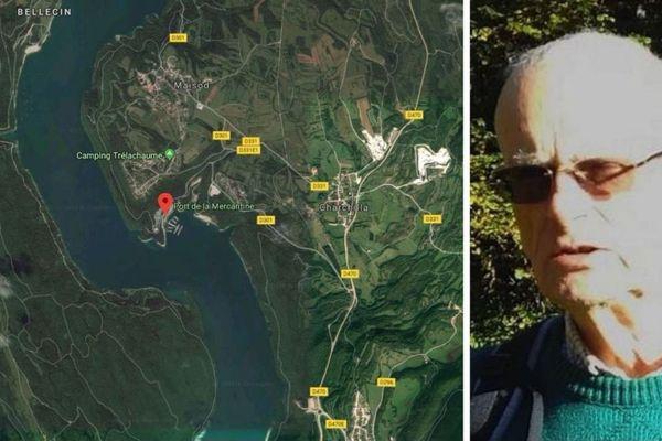 L'homme de 83 ans est recherché par la gendarmerie du Jura depuis mercredi 8 août au soir.