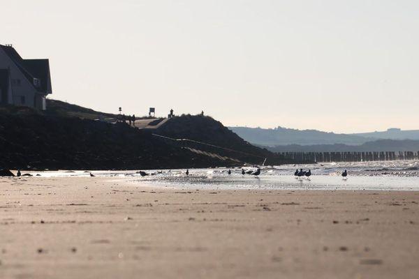 Les habitations de Wissant face à l'érosion inévitable du littoral