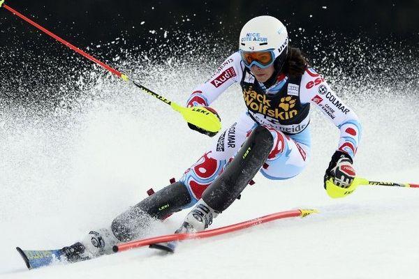 Nastasia Noens, la skieuse niçoise, a terminé 23ème hier du slalom d'Aspen aux Etats-Unis.