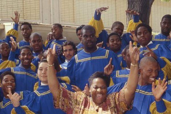 The Voices of Gospel avec Los Angeles Gospel Choir
