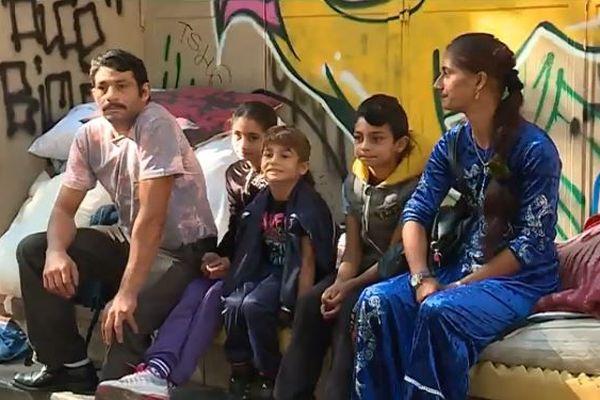 Expulsés, des enfants de roms menacés de déscolarisation