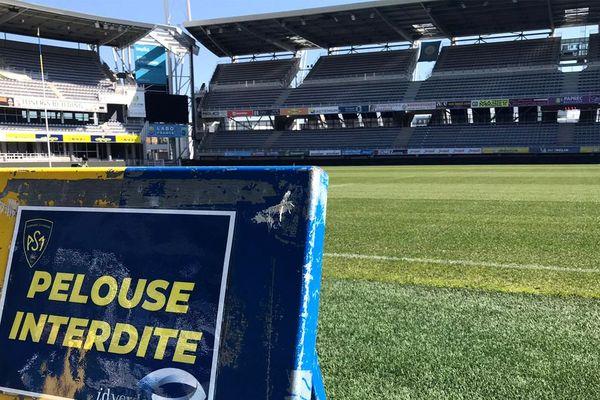 Le stade Marcel Michelin à l'arrêt et l'ASM sans certitudes sur la fin de la saison 2019-2020