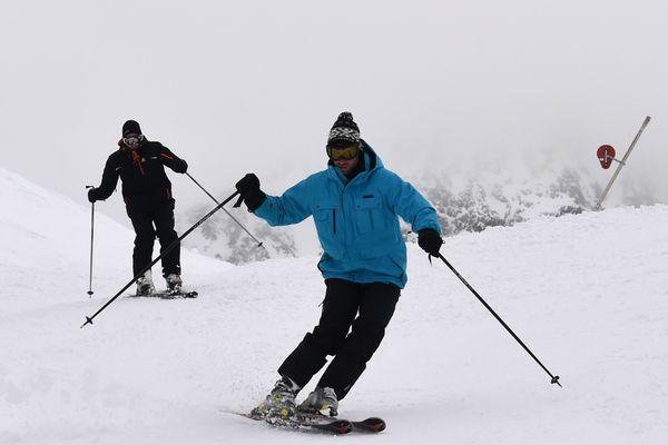 Le confinement va retarder l'ouverture de nombreuses stations de ski dans les Alpes. (Archives)