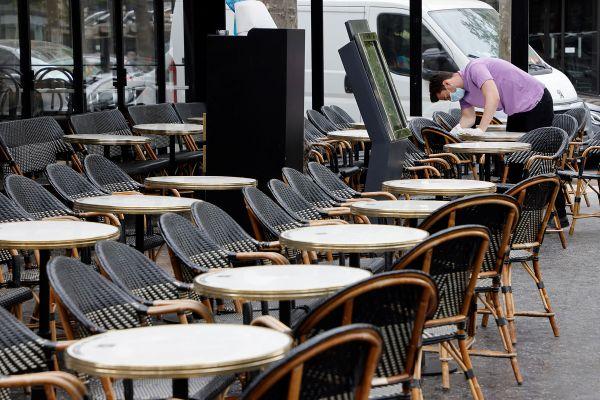 Soleil ou averses, découvrez la météo en Auvergne pour la réouverture des terrasses le 19 mai.