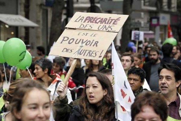 Plusieurs milliers de scientifiques avaient manifesté le 17 octobre à Paris
